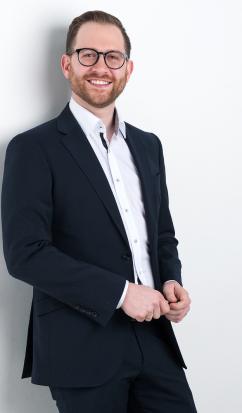 Ihr Ansprechpartner: Alexander Mößel (Immobilienfachwirt IHK)
