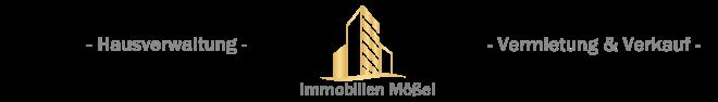 Immobilien Mößel, Hausverwaltung und Immobilienmakler aus Unterhaching und München